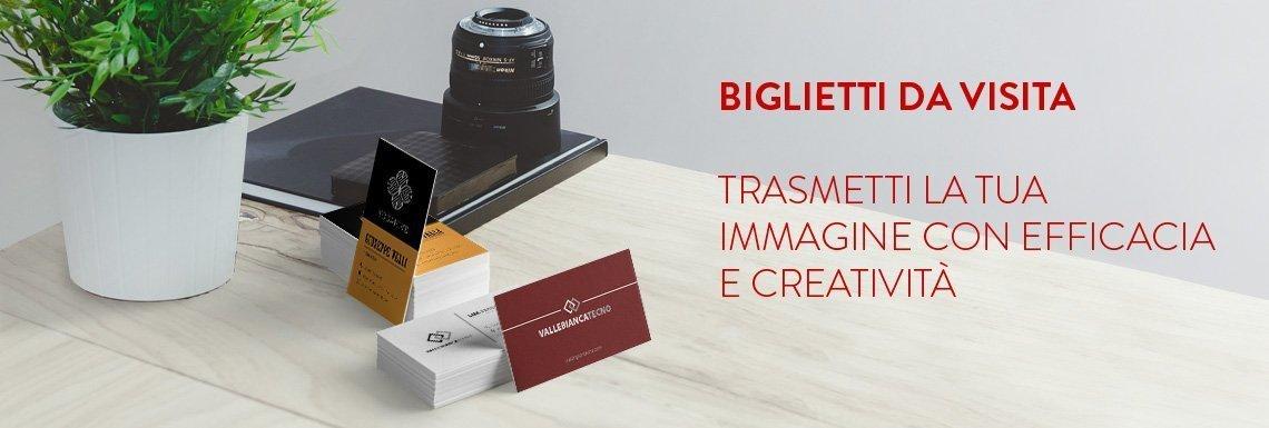 official photos famous brand great fit Stampa Biglietti da Visita Aziendali Online - Tipografia24Ore